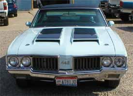 Oldsmobile 442 for Sale