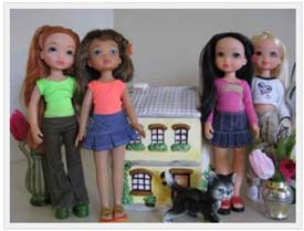 4Ever Best Friends Dolls