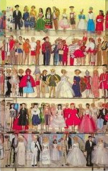 Barbie Dolls. Modern, Vintage and Collectible Barbie dolls. Rapunzel, Barbie Doll houses, My Scene, Clothes, Barbie Ken.  Barbie Collector and more