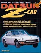 Datsun Z Service Repair Manuals