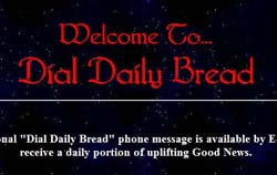 Daily Bread Devotionals