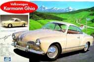Volkswagen Karmann Ghia Service Repair Manuals