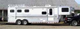 Used Horse Trailers for Sale