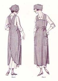 Aprons Old fashioned