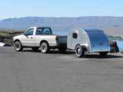Teardrop Trailers used for Sale