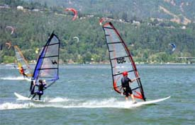 Windsurfing Boards and Sails for Sale