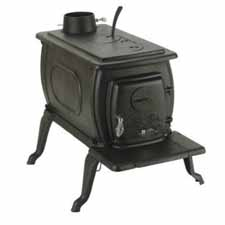 Wood Stoves and Wood Cook Stoves for Sale.